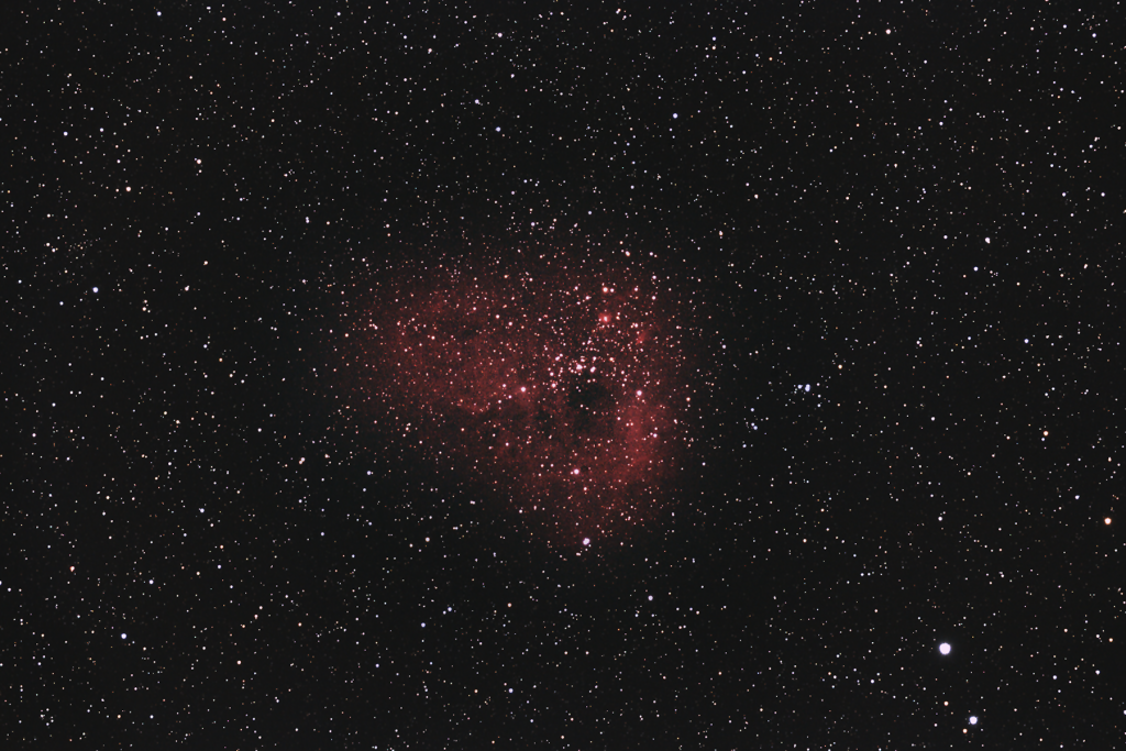 IC410 in Auriga